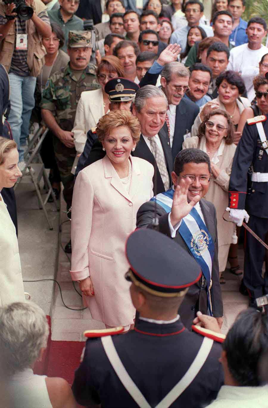 1999. Francisco Flores Pérez
