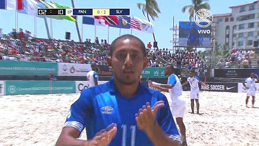 CONCACAF Campeonato de futbol playa 2019 - Terminamos en Tercer Lugar. FRANK-VEL%C3%81SQUEZ-SELECTA-PLAYERA-EDH-DEPORTES