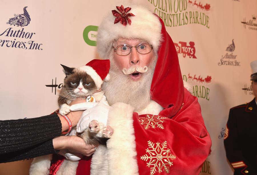 2015 Hollywood Christmas Parade