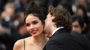 Hijo de David Beckham y su novia visten Salvatore Ferragamo durante el Festival de Cannes