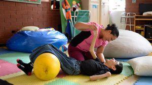 Hogar de Parálisis Cerebral lucha por mantener el servicio de terapias a pacientes de escasos recursos