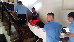 Imágenes de las carencias del sistema de salud colapsado en Chalatenango y Usulután