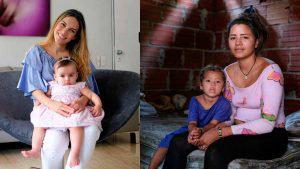 Retratos de madres afectadas por la crisis muestran las desigualdades sociales en Venezuela
