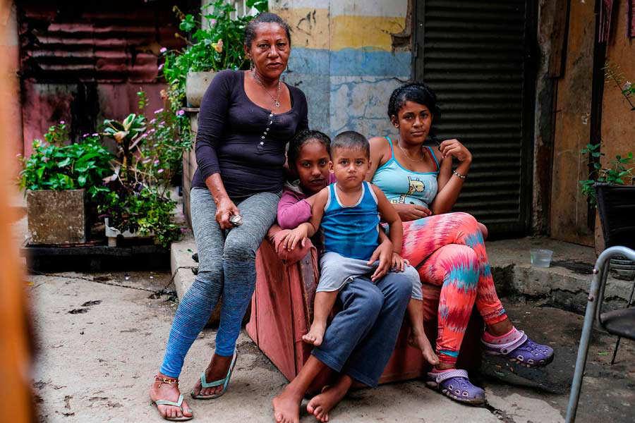 Madres venezolanas