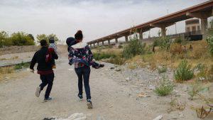 El drama de los migrantes que esperan una respuesta de asilo en Ciudad Juárez