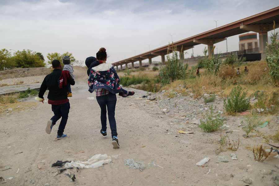Migrantes Ciudad Juárez