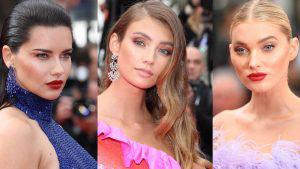 Las modelos más bellas del mundo desfilaron por la alfombra roja de Cannes