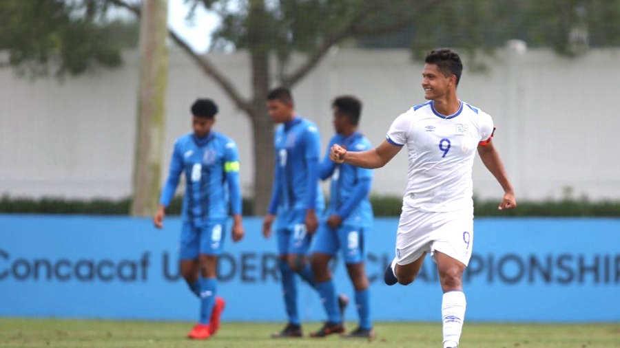 México sub 17 califica al Mundial Brasil 2019