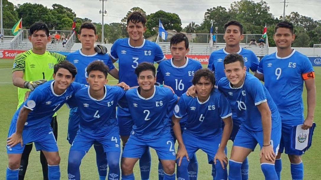 Sub17 Campeonato CONCACAF 2019 [Copa Mundo Brasil 2019] El Salvador 1 Mexico 5. SELECTA-SUB-17