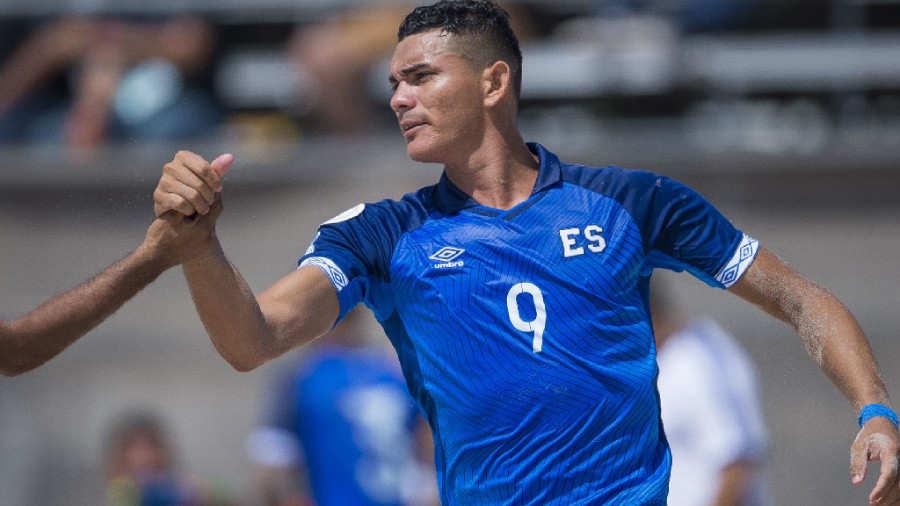 CONCACAF Campeonato de futbol playa 2019 - Juegos en el Grupo D. Selecta-Playera-Puerto-Vallarta-2019-Concacaf