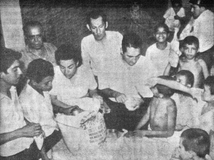 Terremoto San Salvador 1965