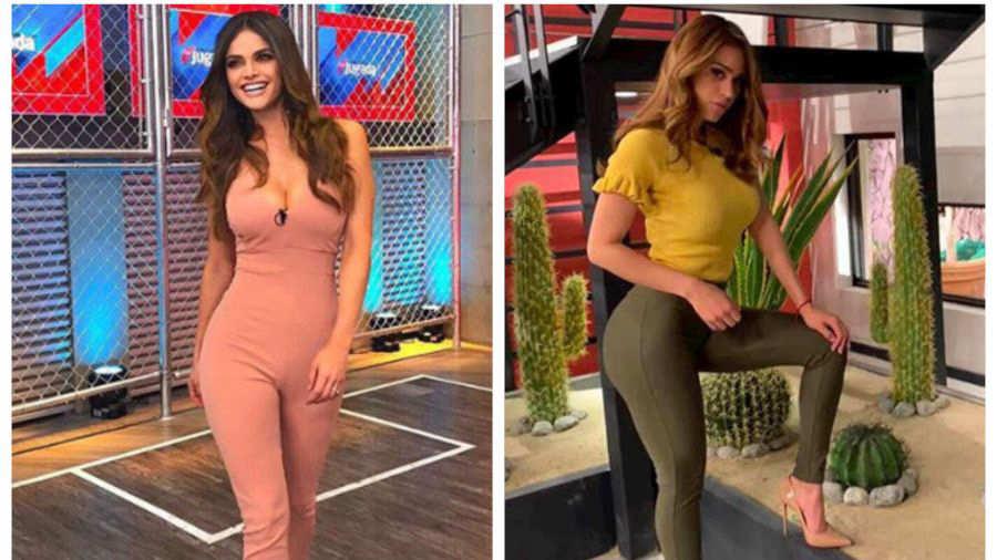 5 Fotos De Marisol González La Sexy Presentadora De