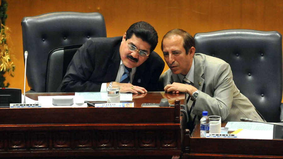 Asamblea Legislativa, Ciro Zepeda, Sigfrido Othon Reyes