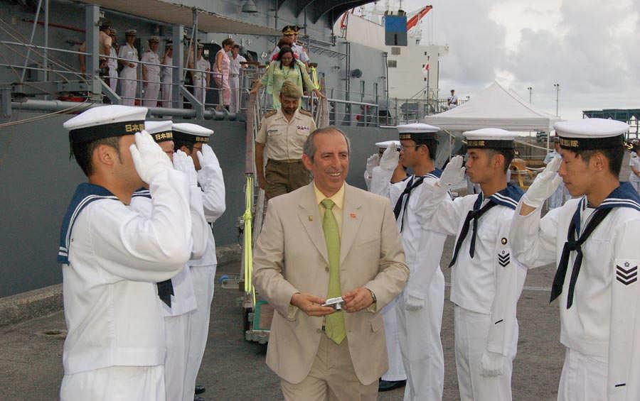Barcos Japon
