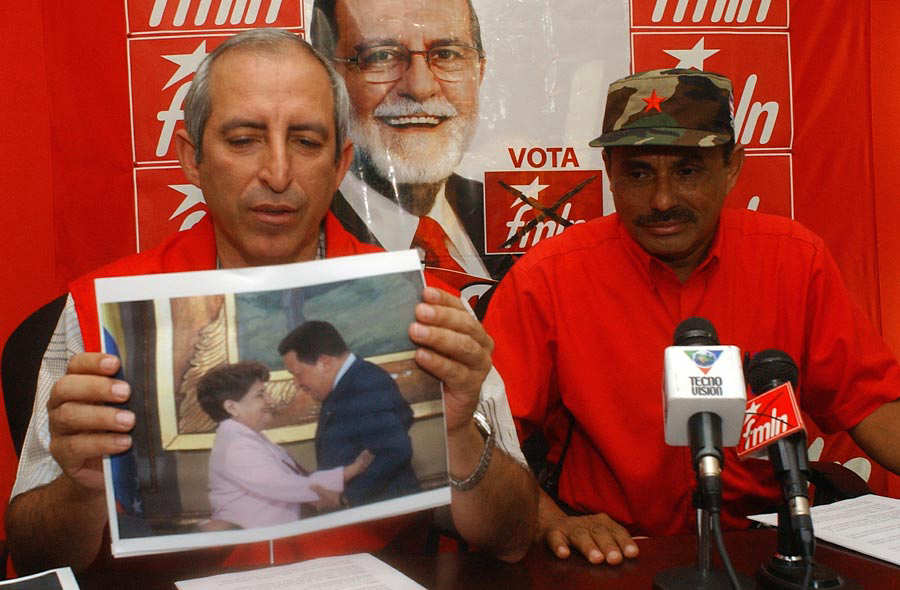 FMLN Petroleo