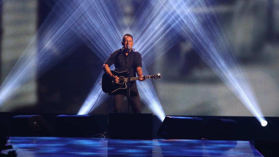 Ya disponible 'Western Stars', de Springsteen, un disco con aire californiano