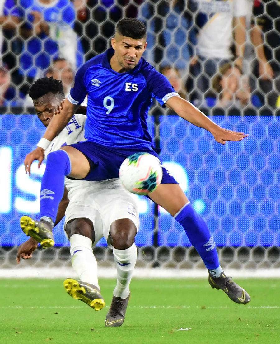 Copa Oro 2019: El Salvador 0 Honduras 4. CONCACAF-Gold-Cup
