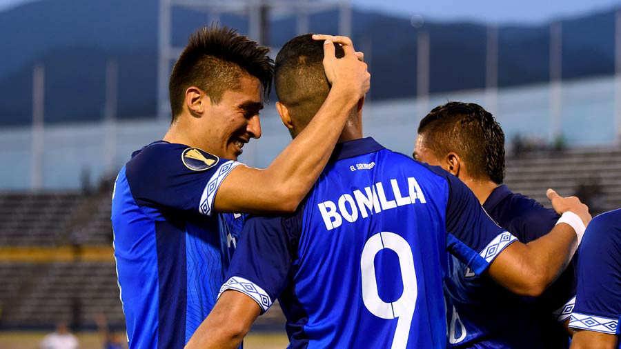 Copa Oro 2019: El Salvador 1 Curazao 0. El-Salvador-Curacao_06