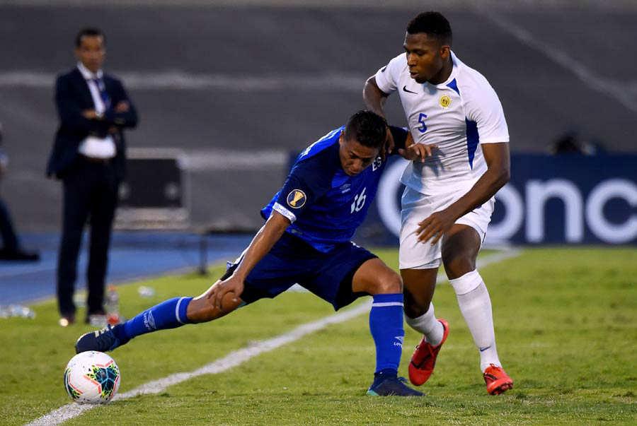 Copa Oro 2019: El Salvador 1 Curazao 0. El-Salvador-Curacao_08