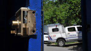 Escuela de Los Planes es afectado por dos robos en menos de dos semanas