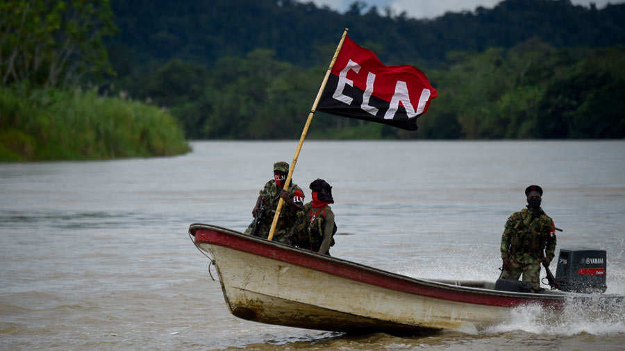 COLOMBIA-ELN-CONFLICT
