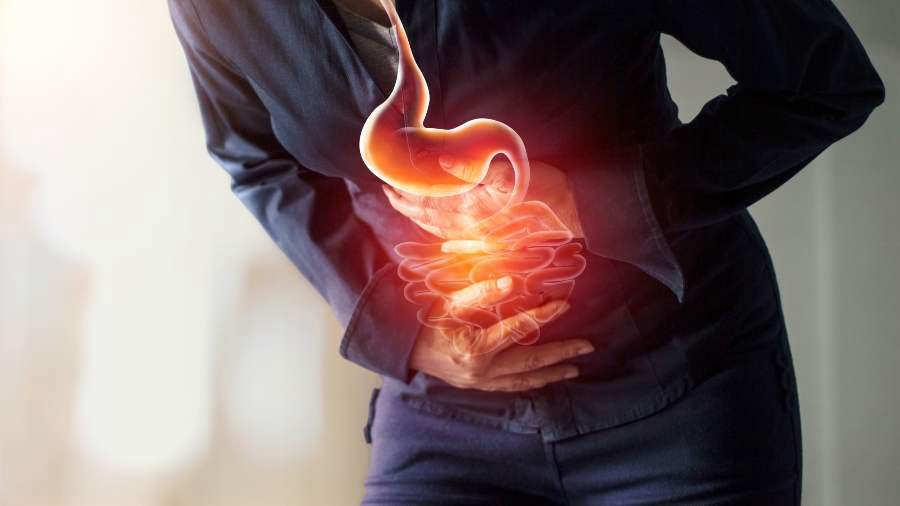 Molestias despues tratamiento helicobacter