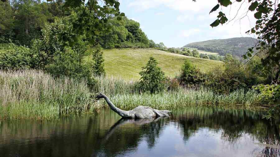 Que reveló el estudio mas amplio sobre el Monstruo del Lago Ness