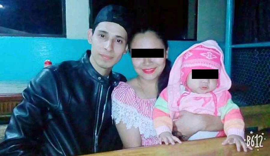 Imagen de padre e hija salvadoreños ahogados, reflejo del drama migratorio