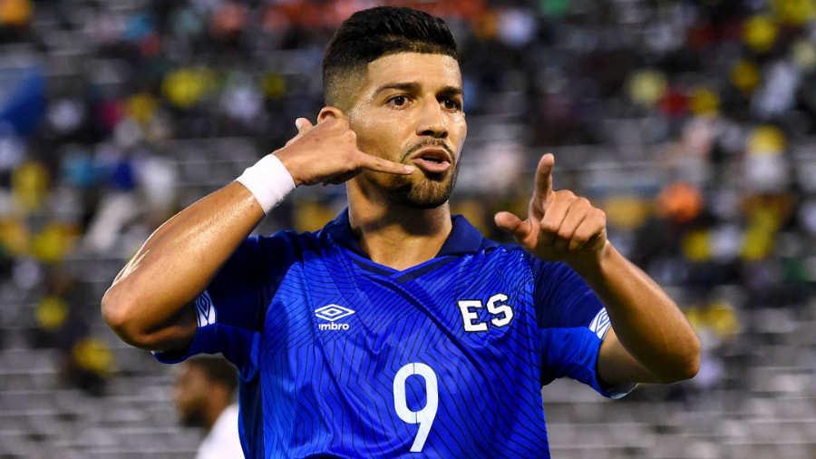 Copa Oro 2019: El Salvador 1 Curazao 0. Nelson-Bonilla-Copa-Oro