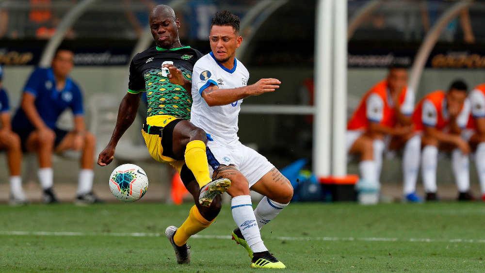 Copa Oro 2019: El Salvador 0 Jamaica 0. SELECTA-JAMAICA-EDH-DEPORTES
