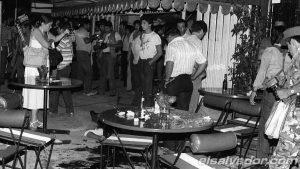 Imágenes históricas del asesinato de los militares estadounidenses en la Zona Rosa hace 34 años