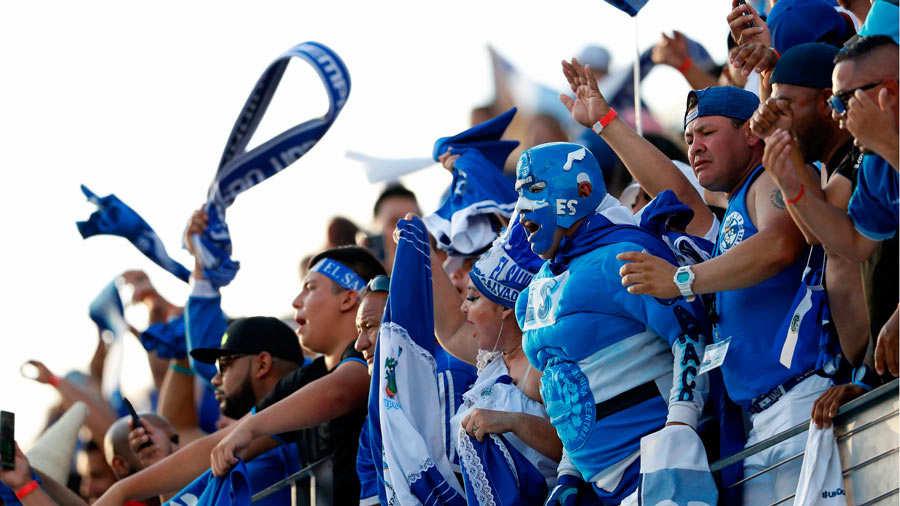 Honduras vs. El Salvador - Reporte del Partido - 25 junio, 2019