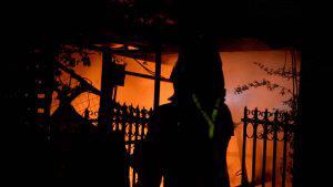 Incendio frustra celebración de la Independencia de EE.UU. en El Salvador