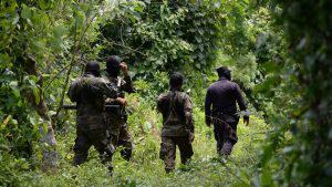 Tres pandilleros mueren tras un enfrentamiento en San Martín