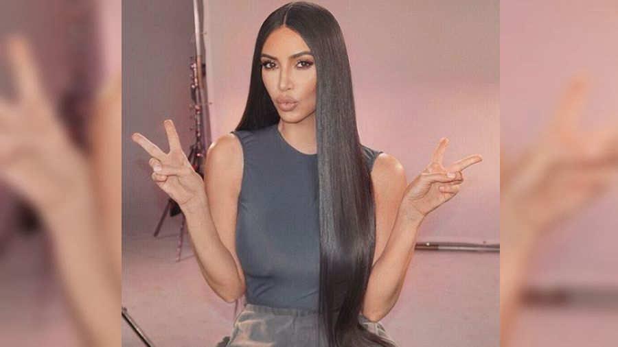 Kim Kardashian comparte la primera foto de su hijo Psalm Ye