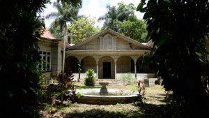 Las inéditas imágenes de la casa de campo de la familia Guirola de El Paraíso, Santa Tecla