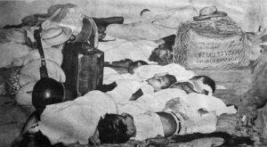 Elisa Trinidad Rivas Cortez-La Guerra 100 Horas-El Salvador-Honduras