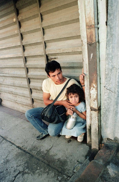 SALVADOR-UNREST