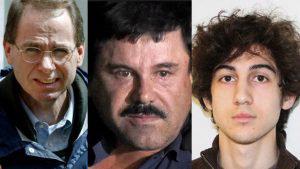 Los terroristas y narcos más temidos con los que 'El Chapo'  Guzmán comparte prisión