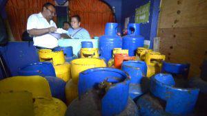 Distribuidoras de gas de Mejicanos no cuentan con permisos de trabajo ni certificación de bomberos
