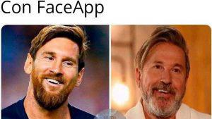 FaceApp desencadena divertidos memes en redes sociales