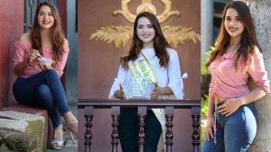 María José Linares, la estudiante de mercadeo que se convirtió en la reina de las Fiestas Julias