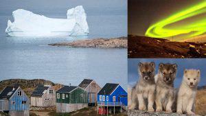 Los bellos paisajes de Groenlandia, el paraíso que quiere comprar el presidente Trump
