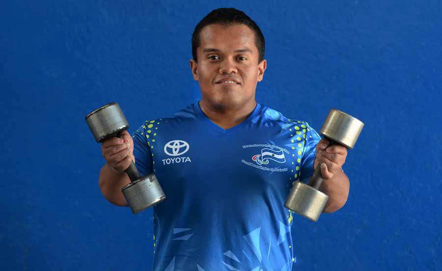 Herbert-Enrique-Aceituno-Parapower-Lifting-cat-65kg-Pesas