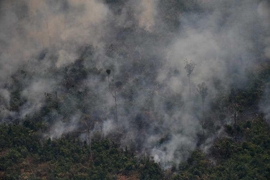 BRAZIL-FIRE-AMAZON