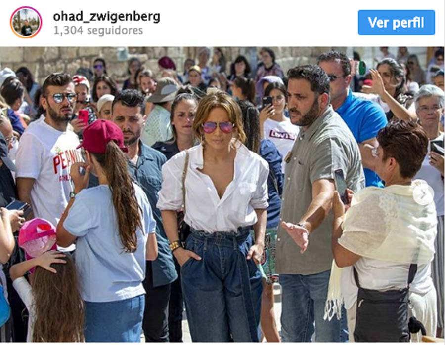 ¿Por qué Jennifer López recibió críticas tras su visita a Israel?