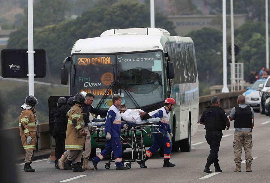 Secuestro Brasil