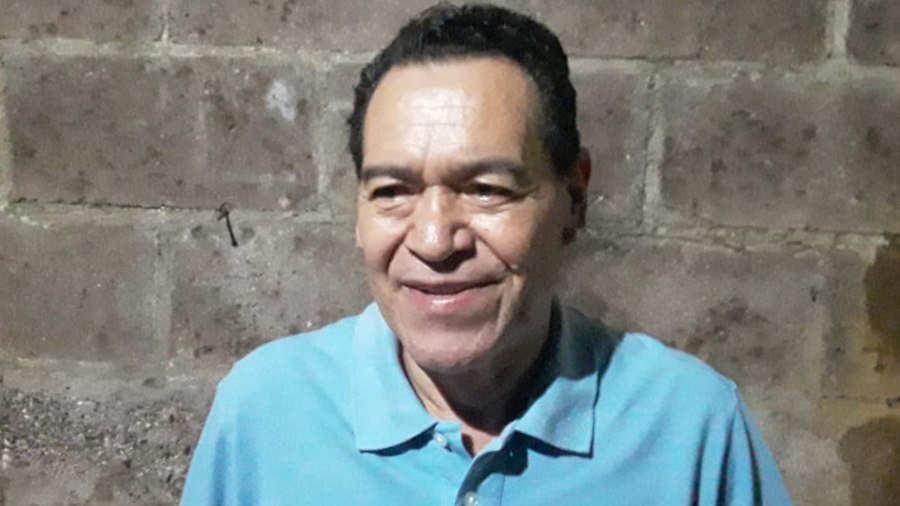 Jorge Alberto Rivas, alcalde del municipio de Coatepeque, departamento de Santa Ana, capturado bajo cargos de malversación de fondos y negociaciones ilícitas.