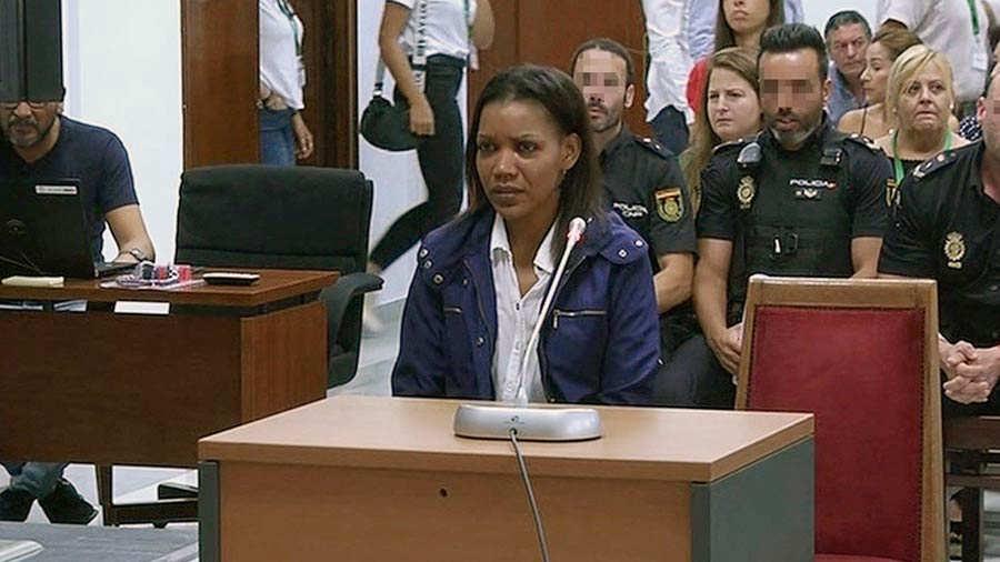 Segunda sesiÛn del juicio por la muerte del niÒo Gabriel Cruz