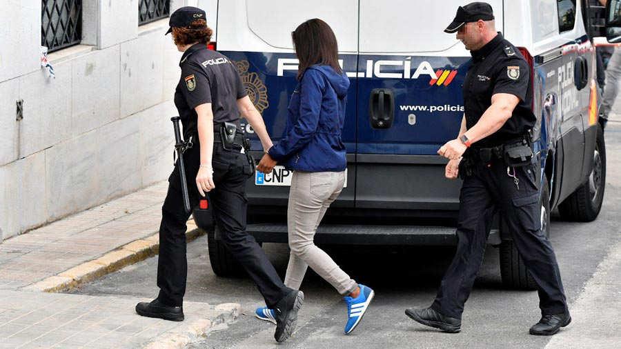 Segunda sesiÛn del juicio por la muerte del pequeÒo Gabriel Cruz
